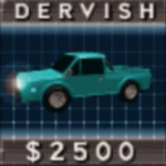 Dervish - Death Really car