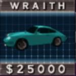 Wraith - Death Really car