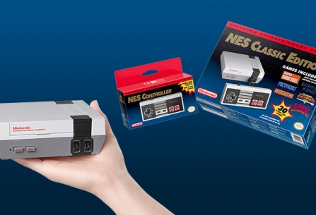 Nintendo's ultimate retro gaming year